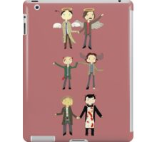 Paper Dolls iPad Case/Skin