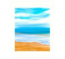 Beach Memories - Tybee Island Life Art Print