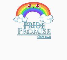 Rainbow Promise Men's Baseball ¾ T-Shirt