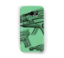 Retro atomic blast... er? Samsung Galaxy Case/Skin