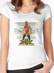 ZARDOZ! Women's Fitted Scoop T-Shirt
