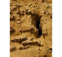 Honeycomb Cliffs, Broadchurch Photographic Print