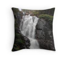 Steavenson Falls, Maryville, Victoria Throw Pillow