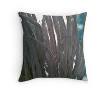 Cactus Ice Throw Pillow