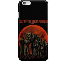 Cult of the Great Pumpkin: Pallbearers iPhone Case/Skin