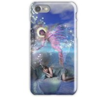 A novel can be a portal into parallel realities iPhone Case/Skin