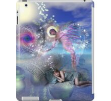 A novel can be a portal into parallel realities iPad Case/Skin