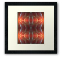 Experiments with Light 1 Framed Print