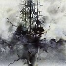 The Lost Ship VII by Stefano Popovski