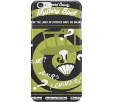 Mystery Spot iPhone Case/Skin