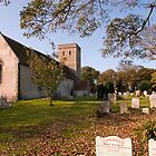St.Mary Magdalene Church at Monkton,Kent,UK by Geoff Carpenter