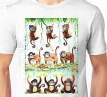 MONKEY ARMADA Unisex T-Shirt