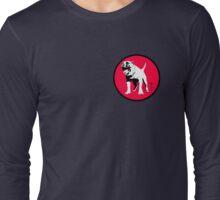 Warning Long Sleeve T-Shirt