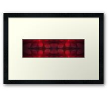 Experiments with Light 6 Framed Print