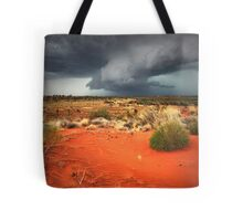 Chasing the storm... Tote Bag