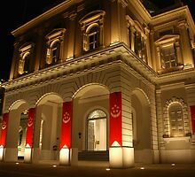 Singapore National Museum by hancheng