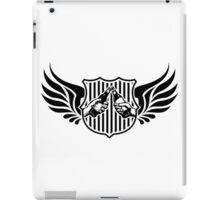drinking team logo iPad Case/Skin