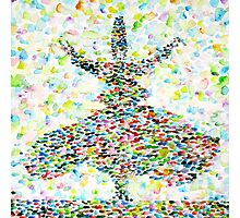 THE WHIRLING SUFI Photographic Print