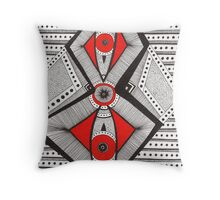8th March Gothic Throw Pillow