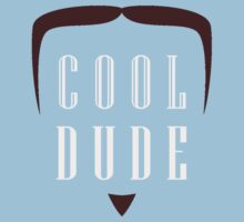 Cool Dude One Piece - Short Sleeve