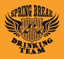 spring break drinking team by nektarinchen