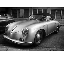 Porsche 356 Speedster Photographic Print