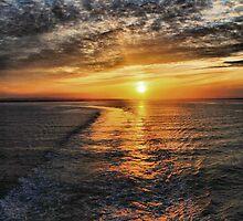 Eire Sunset by samwisewoahzay