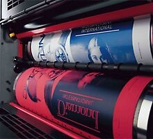 Magazine Printing in India  by lotusprinters