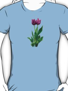 Two Purple Tulips T-Shirt
