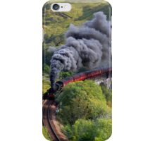 The Jacobite train iPhone Case/Skin