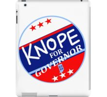 KNOPE FOR GOVERNOR 2026 iPad Case/Skin