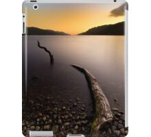 Loch Ness Monster iPad Case/Skin