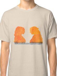 Sansa and Margaery Classic T-Shirt