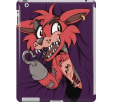 Foxy in the Curtain iPad Case/Skin