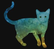SKY CAT by adivawoman