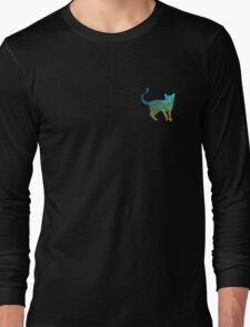 SKY CAT Long Sleeve T-Shirt