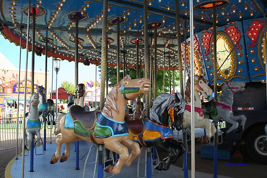 Carousel! by Linda Jackson