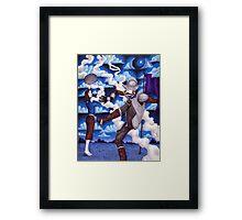 Let's Dance Framed Print