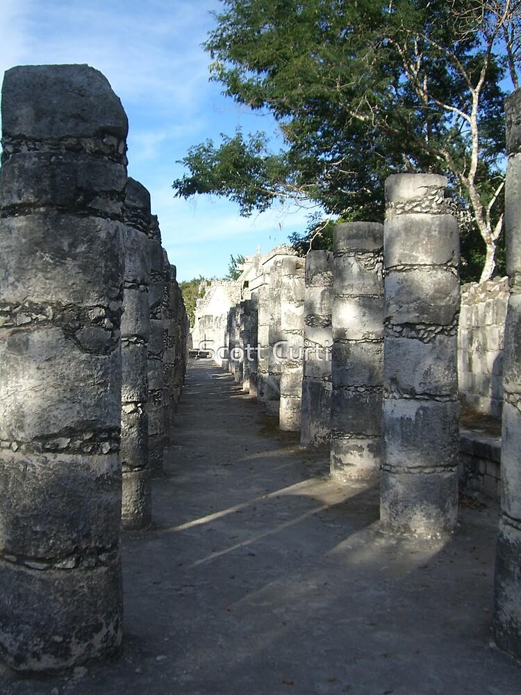 Pillars of Death by Scott Curti