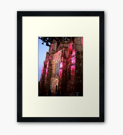 York Minster #5 Framed Print