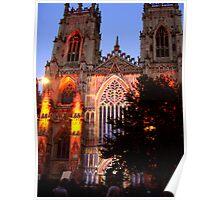 York Minster #6 Poster