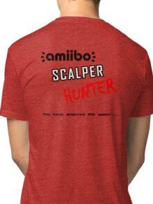 Amiibo Scalper Hunter OFFICIAL Tri-blend T-Shirt