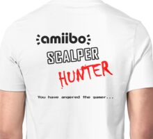Amiibo Scalper Hunter OFFICIAL Unisex T-Shirt
