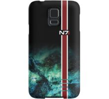 Mass Effect N7 Galaxy  Samsung Galaxy Case/Skin