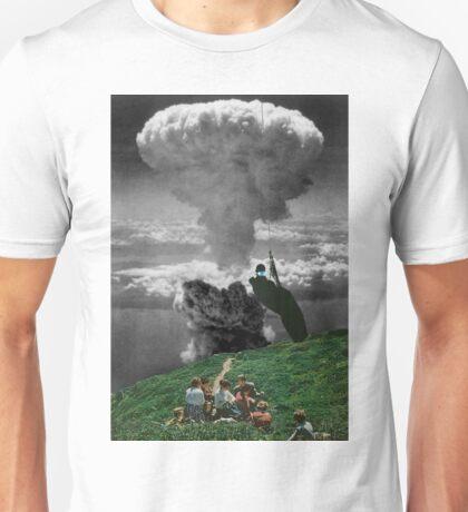 FUN LUNCH. Unisex T-Shirt