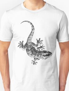 Wall Gecko Lizard T-Shirt