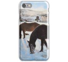 Highland Ponies iPhone Case/Skin