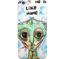 THERE IS NO PLACE LIKE HOME iPhone Case/Skin