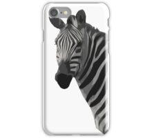 Zebraaa iPhone Case/Skin