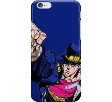 Jotaro Kujo Jojo's bizarre adventure iPhone Case/Skin